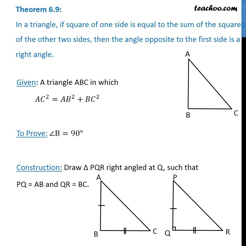 How does the square of Pythagoras affect the fate of a person