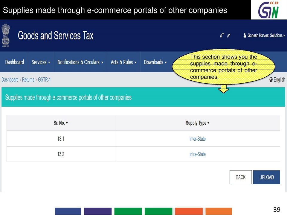 39 Supplies made through e-commerce portals of other companies This sections hows you the supplies made through e-commerce portals of other companies..jpg