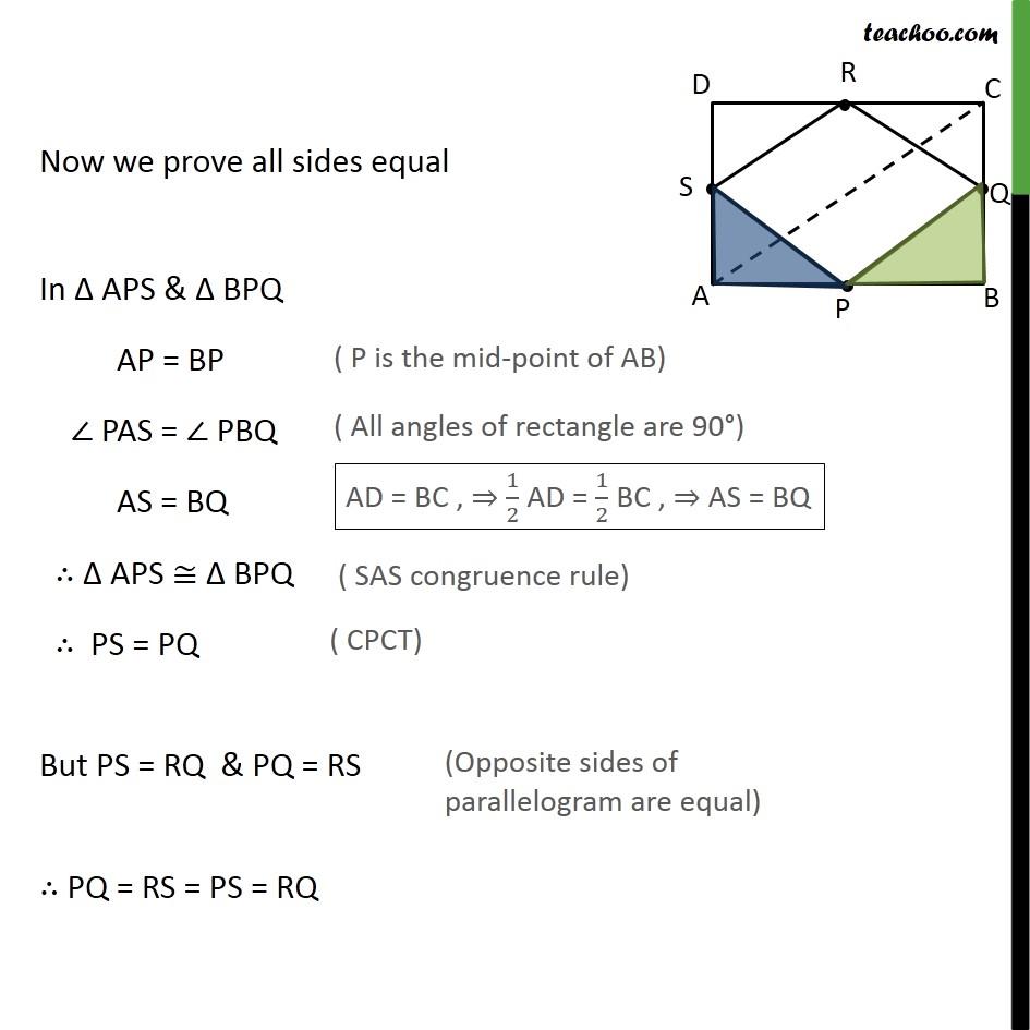 Ex 8.2, 3 - Chapter 8 Class 9 Quadrilaterals - Part 3