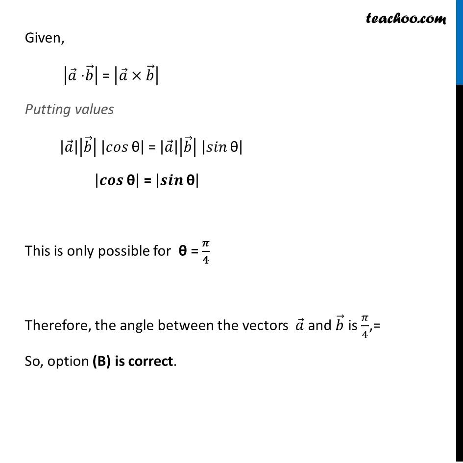 Misc 19 - Chapter 10 Class 12 Vector Algebra - Part 2