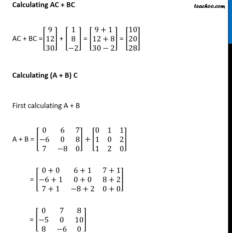 Example 17 - Chapter 3 Class 12 Matrices - Part 3