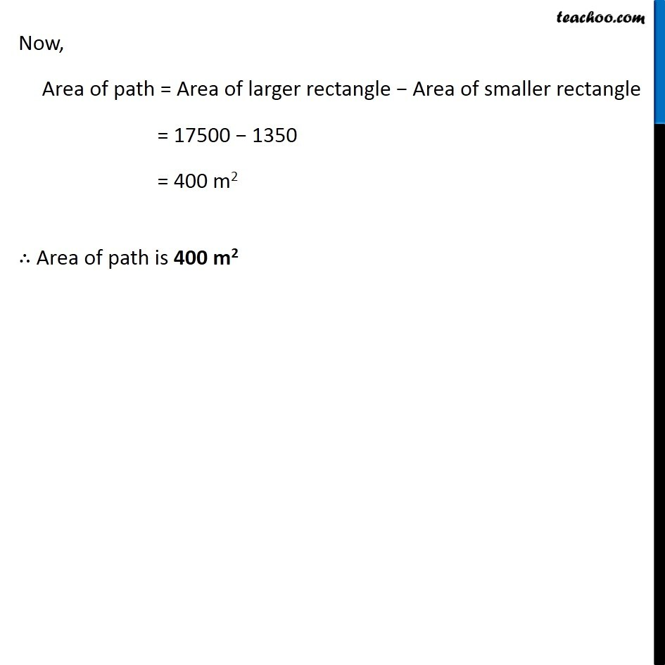 Example 20 - Chapter 11 Class 7 Perimeter and Area - Part 4
