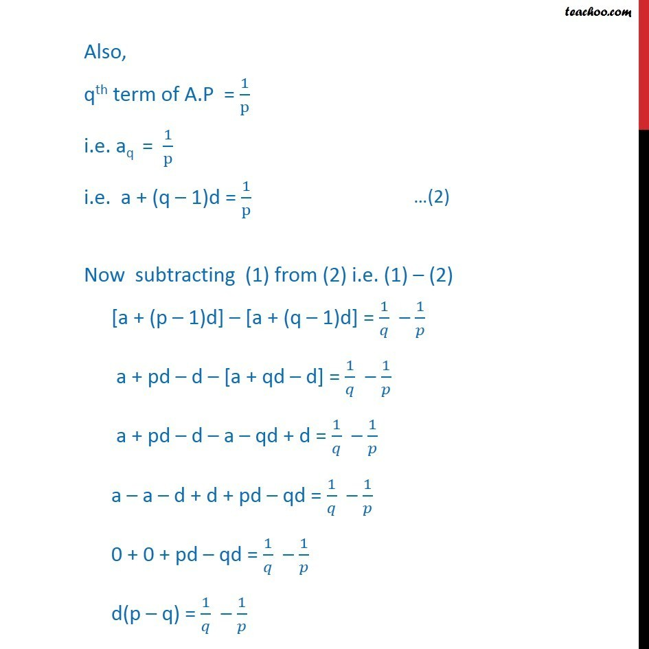 Ex 9.2, 5 - Chapter 9 Class 11 Sequences and Series - Part 2