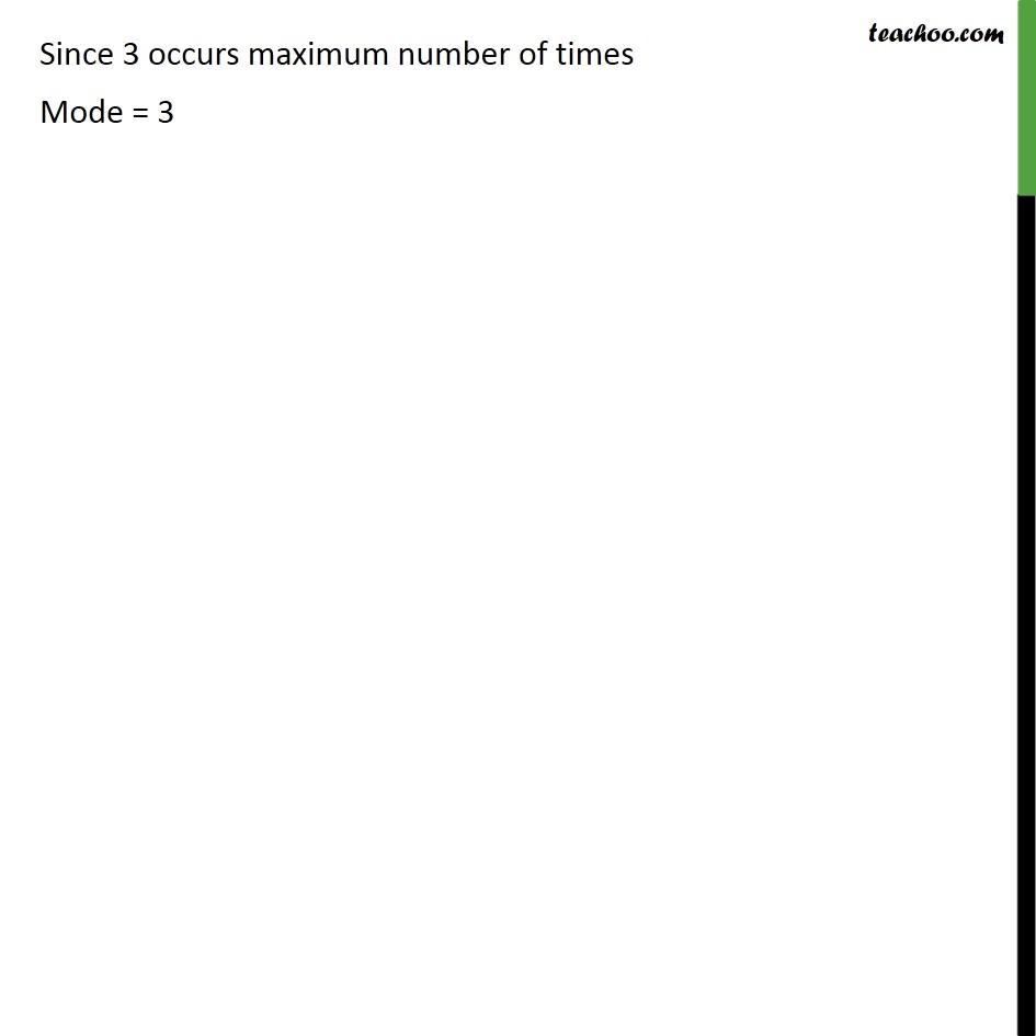Ex 14.4, 1 - Chapter 14 Class 9 Statistics - Part 3