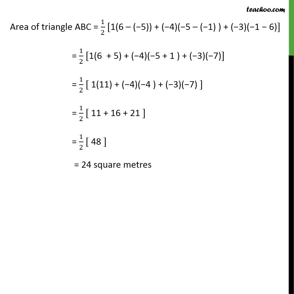 Example 11 - Chapter 7 Class 10 Coordinate Geometry - Part 2