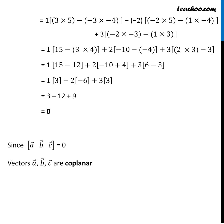 Ex 10.5, 2 (Supplementary NCERT) - Chapter 10 Class 12 Vector Algebra - Part 2