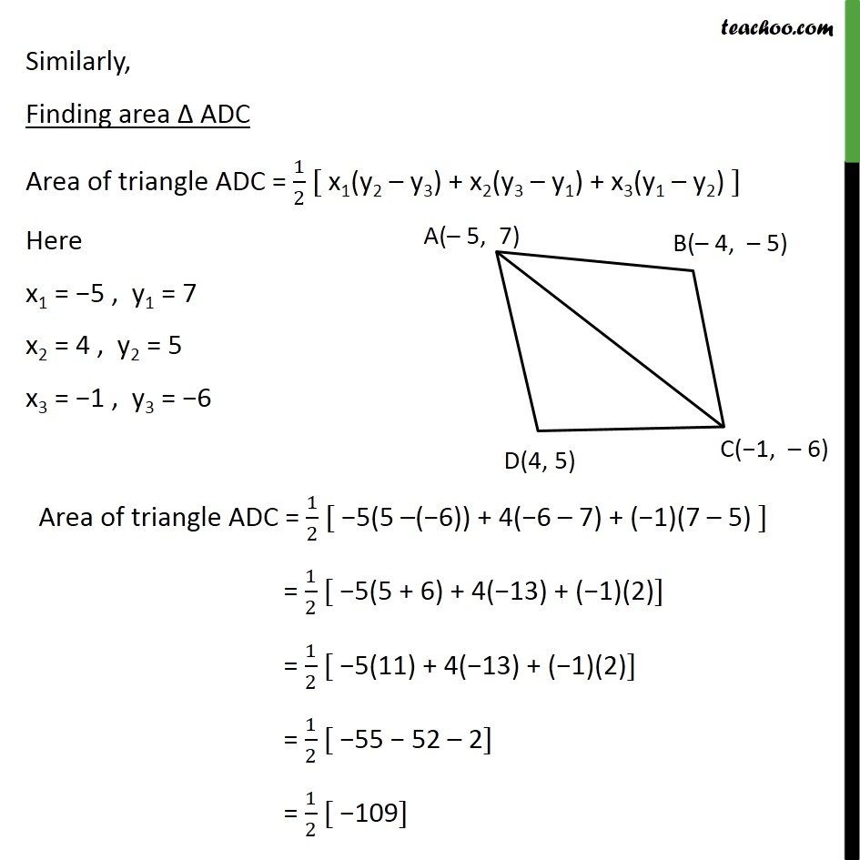 Example 15 - Chapter 7 Class 10 Coordinate Geometry - Part 3