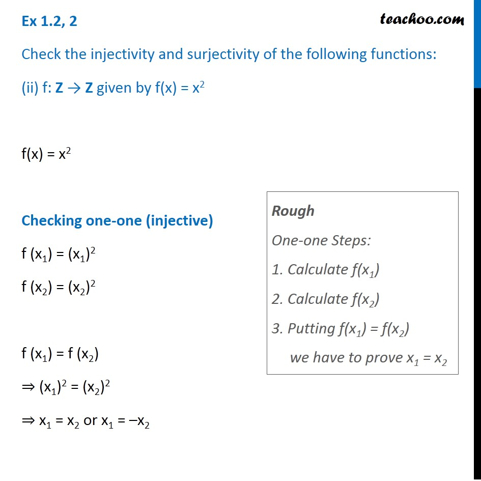 Ex 1.2 , 2 - Chapter 1 Class 12 Relation and Functions - Part 4