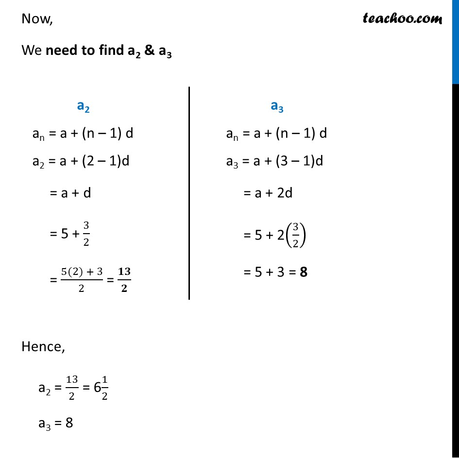 Ex 5.2, 3 - Chapter 5 Class 10 Arithmetic Progressions - Part 8