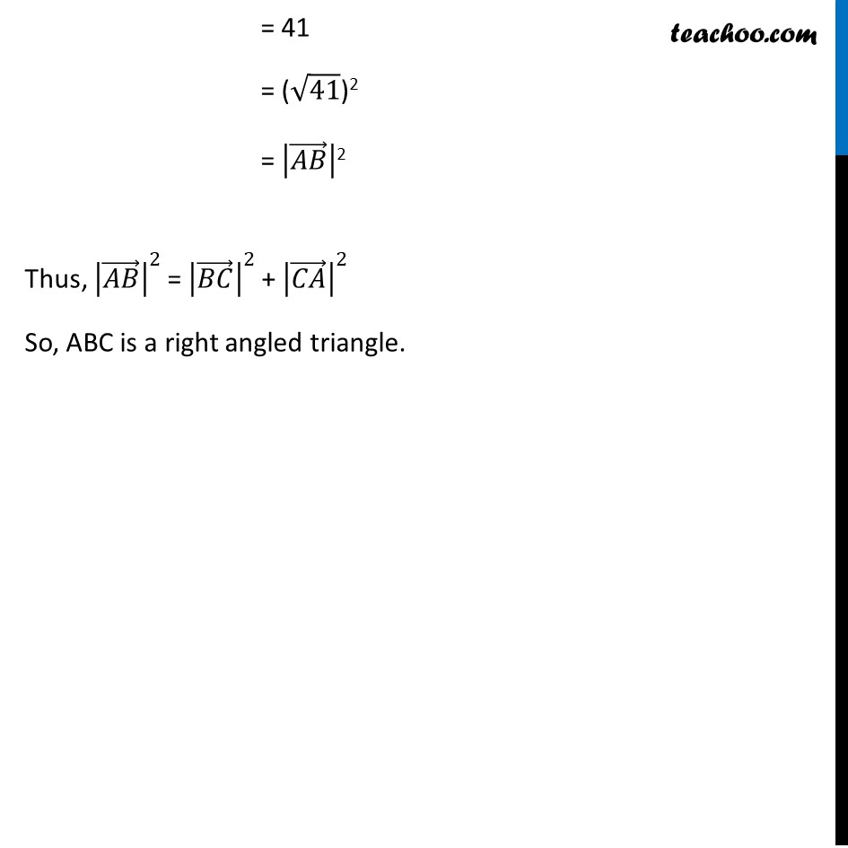 Ex 10.3, 17 - Chapter 10 Class 12 Vector Algebra - Part 7