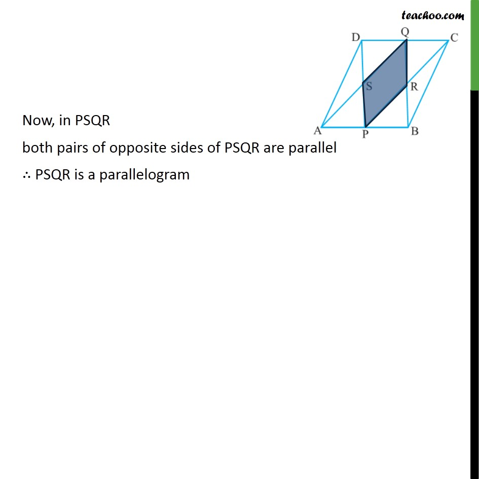 Example 6 - Chapter 8 Class 9 Quadrilaterals - Part 5
