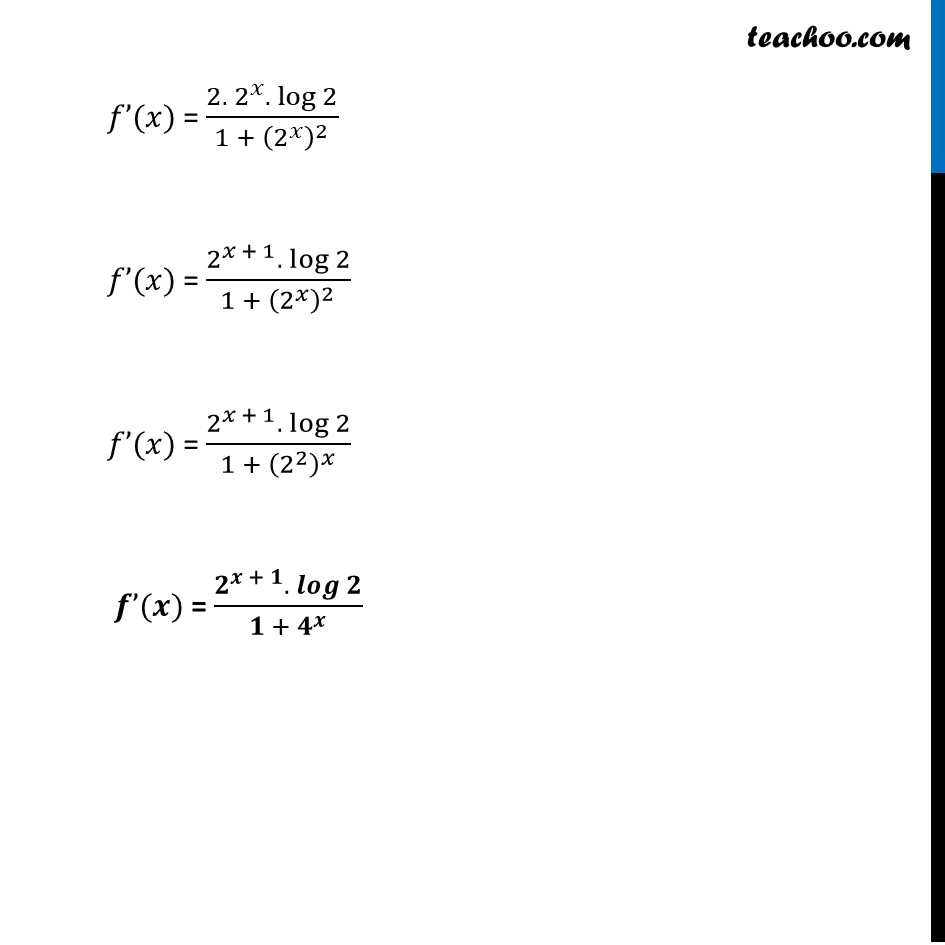 Example 45 - Chapter 5 Class 12 Continuity and Differentiability - Part 9