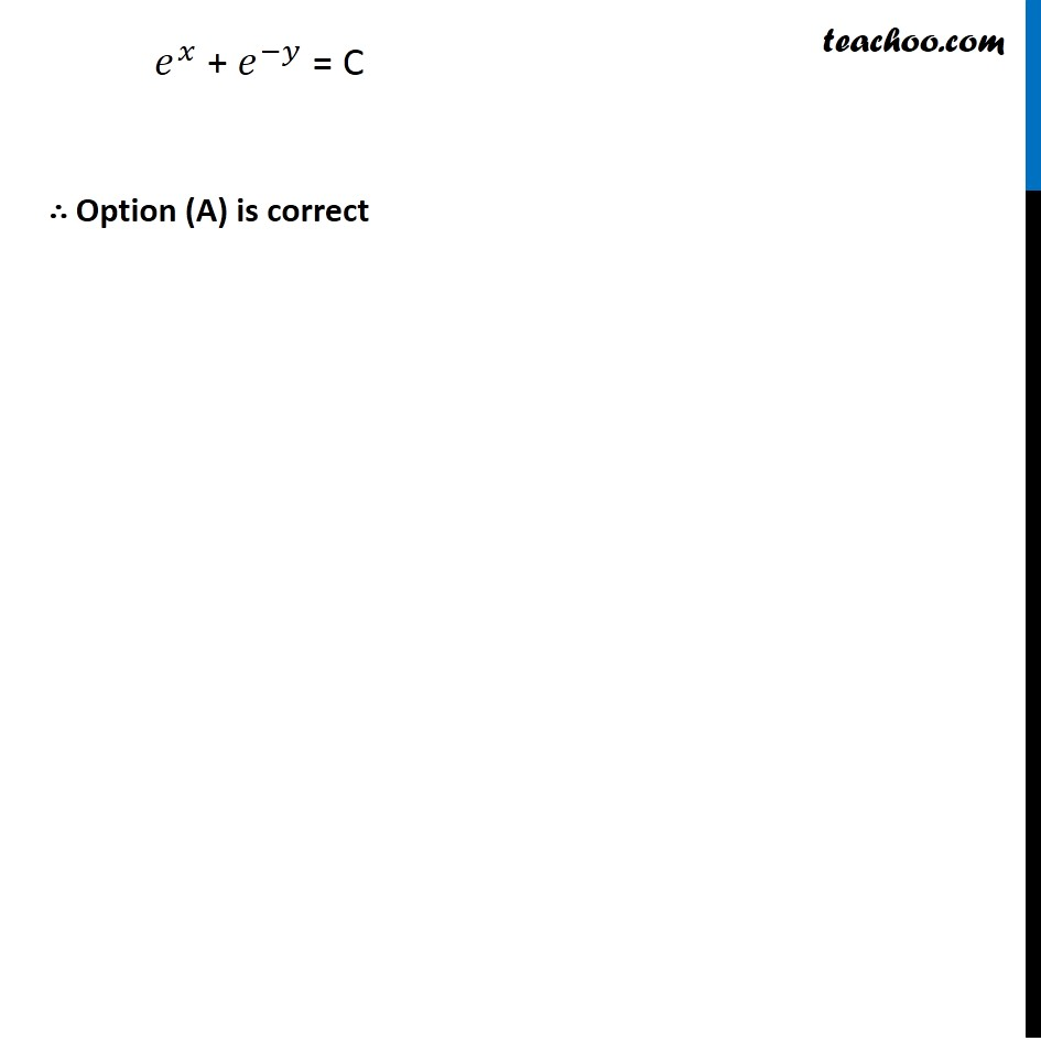 Ex 9.4, 23 - Chapter 9 Class 12 Differential Equations - Part 2