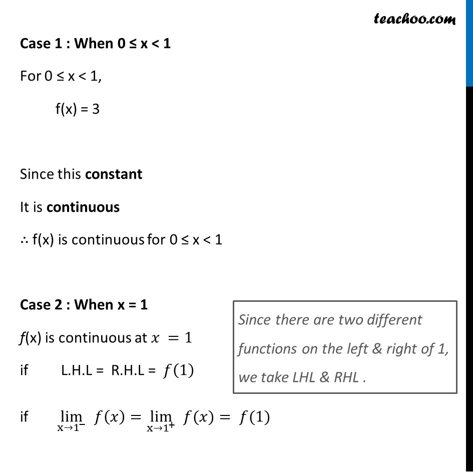 Ex 5.1, 14 - Chapter 5 Class 12 Continuity and Differentiability - Part 2