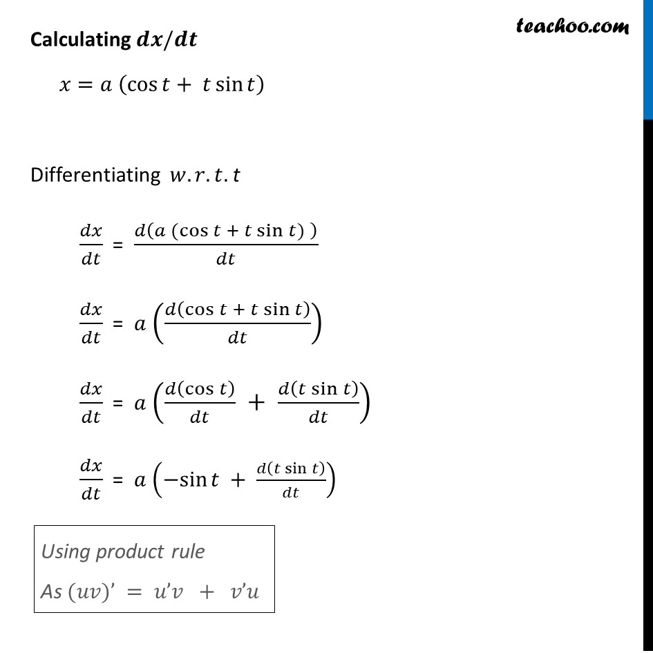 Misc  17 - Chapter 5 Class 12 Continuity and Differentiability - Part 4