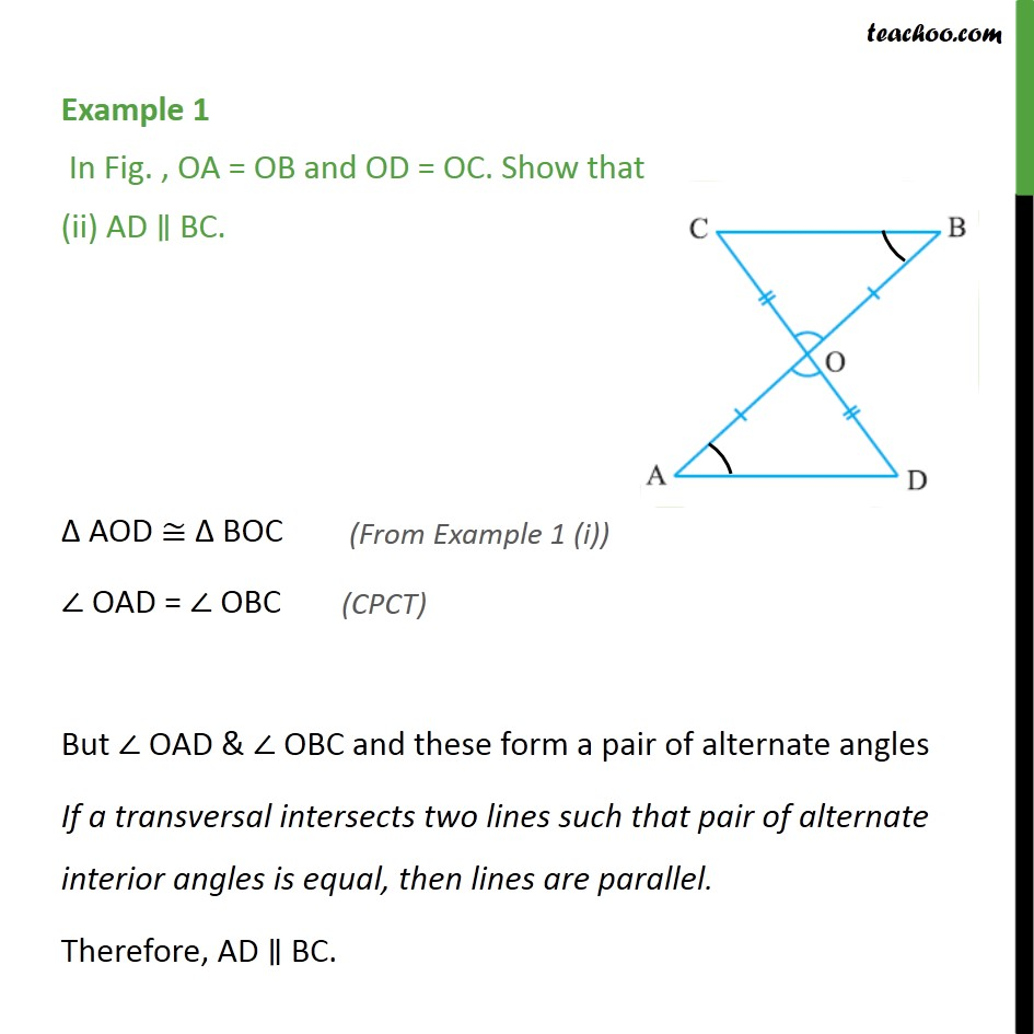 Example 1 - Chapter 7 Class 9 Triangles - Part 3