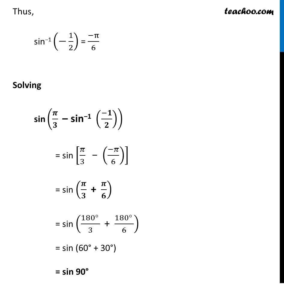 Ex 2.2, 20 - Chapter 2 Class 12 Inverse Trigonometric Functions - Part 2