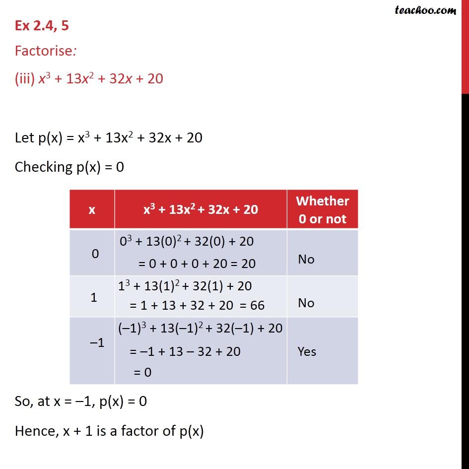 Ex 2.4, 5 - Chapter 2 Class 9 Polynomials - Part 7