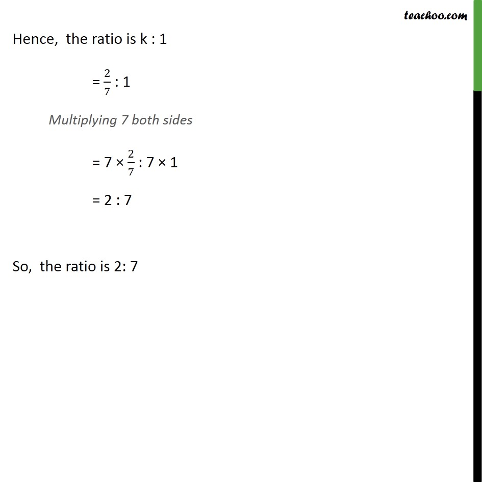Example 7 - Chapter 7 Class 10 Coordinate Geometry - Part 3