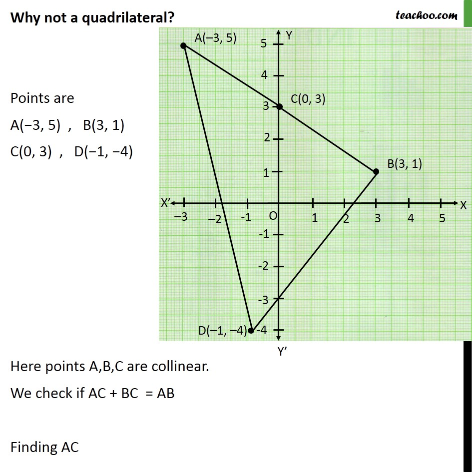 Ex 7.1, 6 - Chapter 7 Class 10 Coordinate Geometry - Part 14