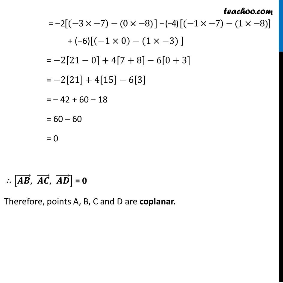 Ex 10.5, 5 (Supplementary NCERT) - Chapter 10 Class 12 Vector Algebra - Part 3