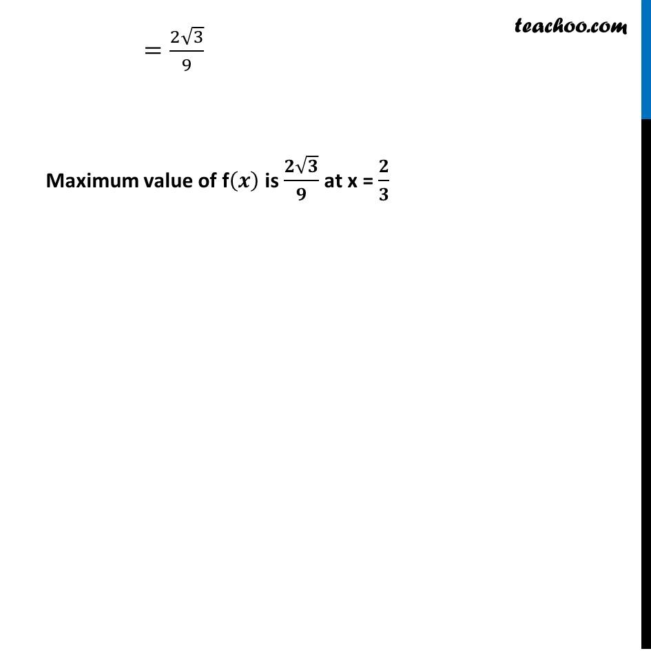 Ex 6.5,3 - Chapter 6 Class 12 Application of Derivatives - Part 35
