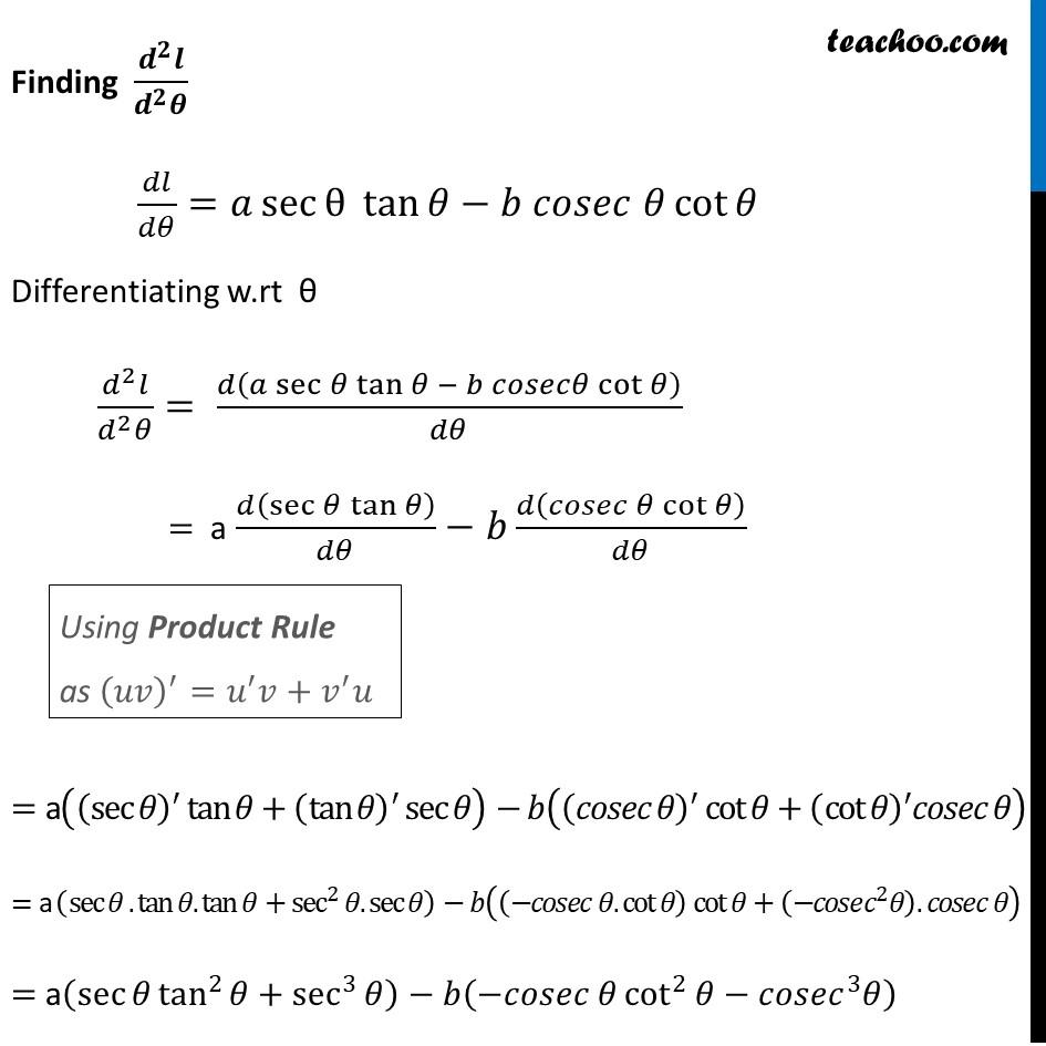 Misc 12 - Chapter 6 Class 12 Application of Derivatives - Part 5