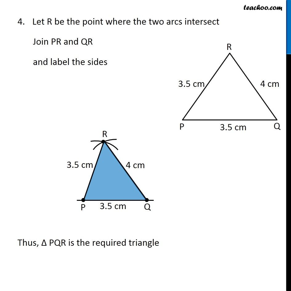 Misc 6 - Chapter 10 Class 7 Practical Geometry - Part 5
