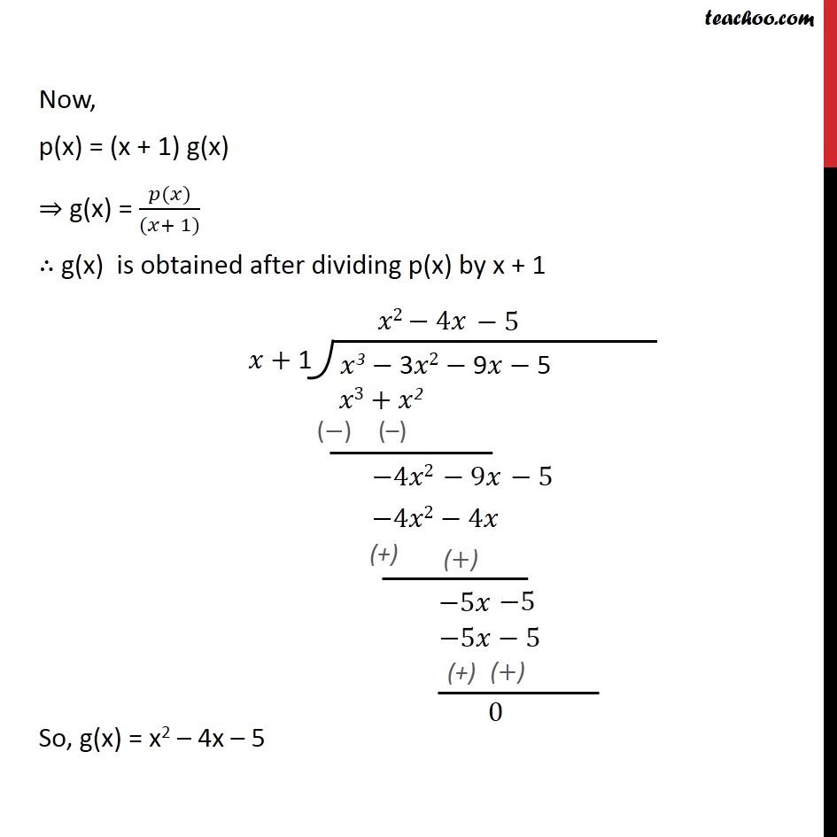 Ex 2.4, 5 - Chapter 2 Class 9 Polynomials - Part 5