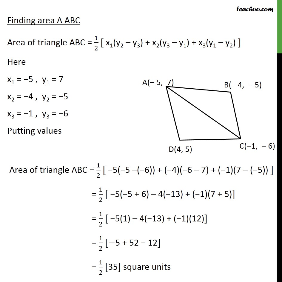 Example 15 - Chapter 7 Class 10 Coordinate Geometry - Part 2