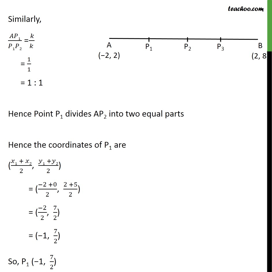 Ex 7.2, 9 - Chapter 7 Class 10 Coordinate Geometry - Part 3