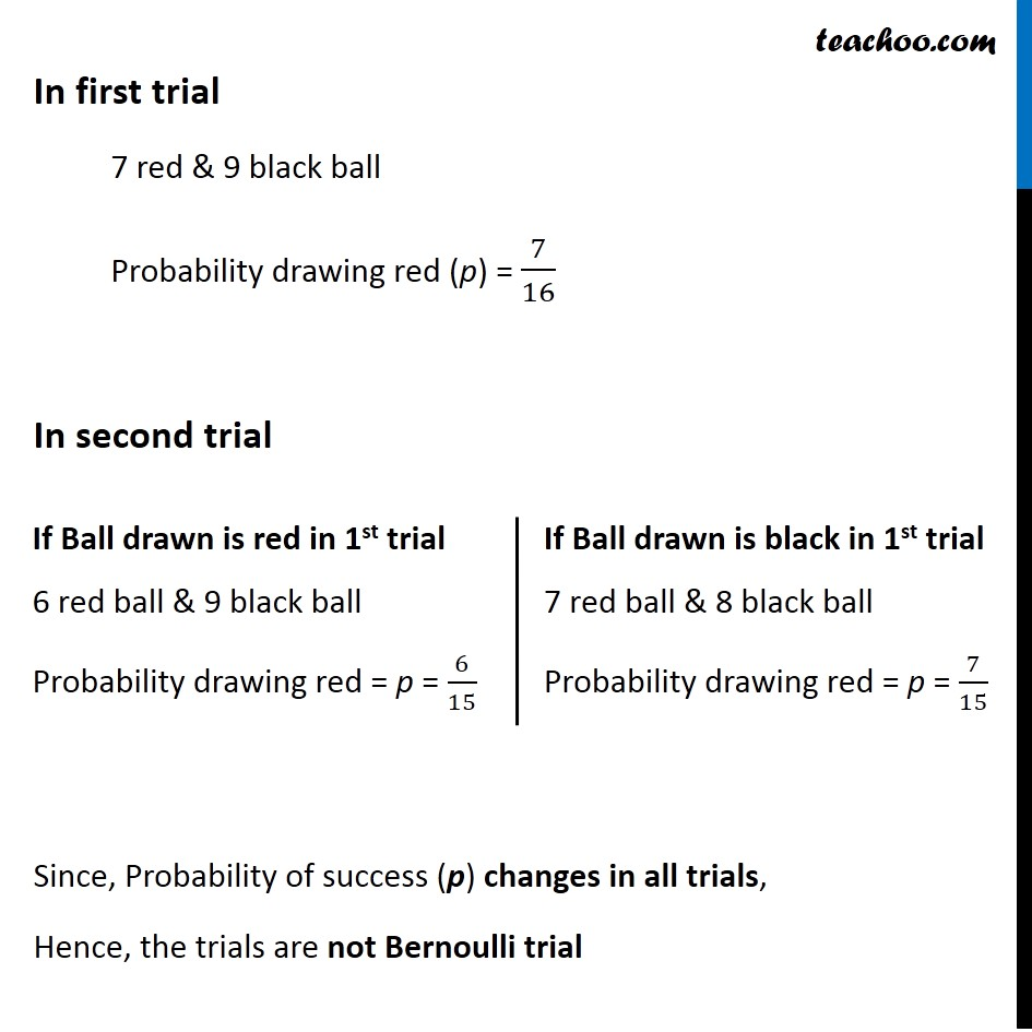 Example 30 - Chapter 13 Class 12 Probability - Part 4