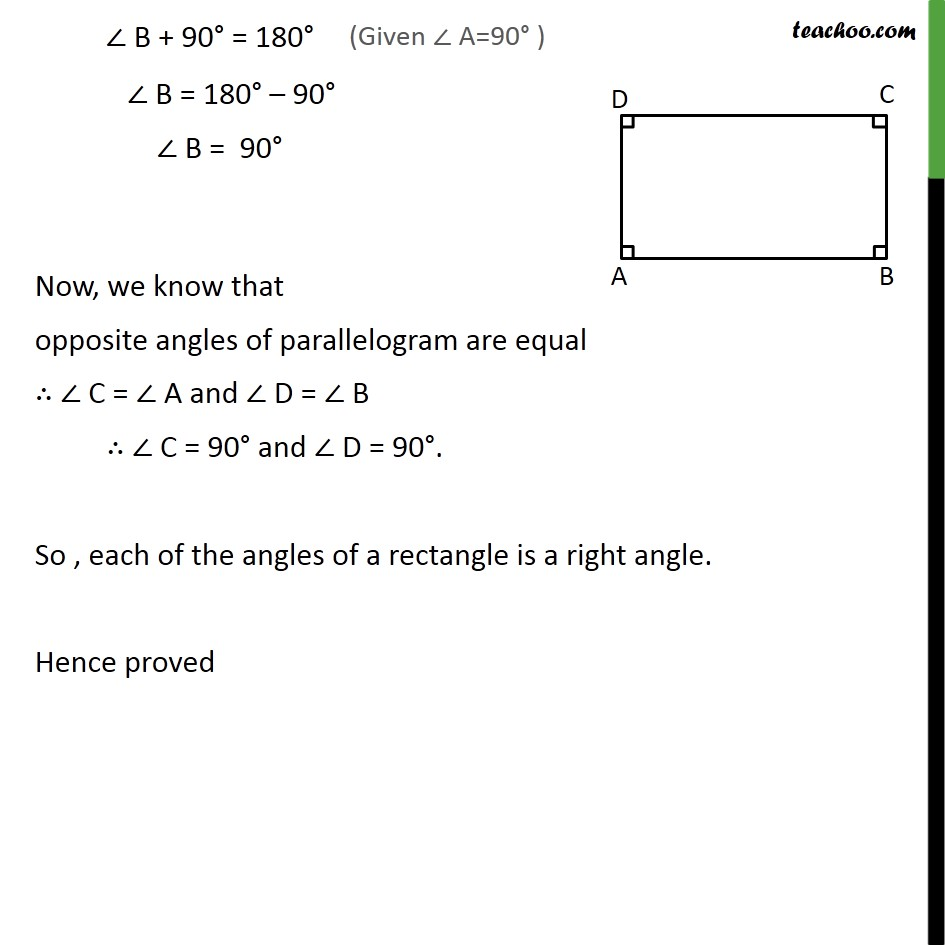 Example 1 - Chapter 8 Class 9 Quadrilaterals - Part 2