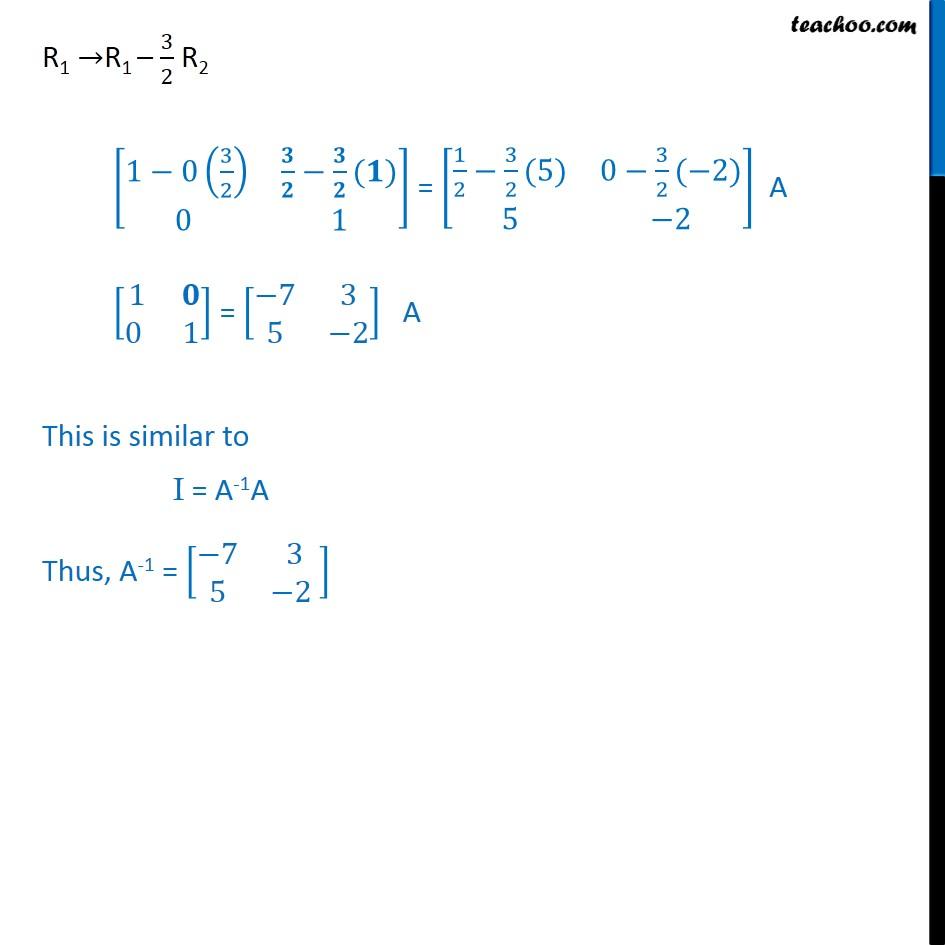 Ex 3.4, 4 - Chapter 3 Class 12 Matrices - Part 3
