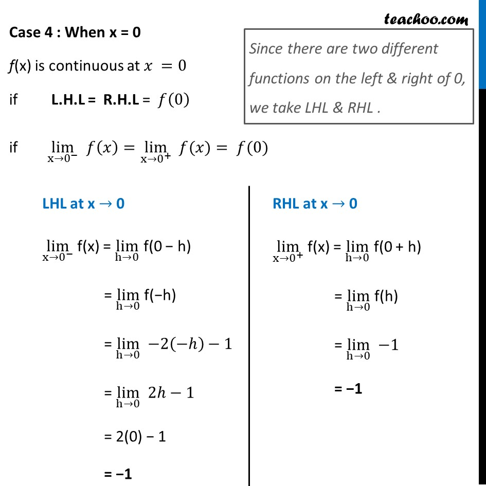 Ex 5.1, 34 - Chapter 5 Class 12 Continuity and Differentiability - Part 8