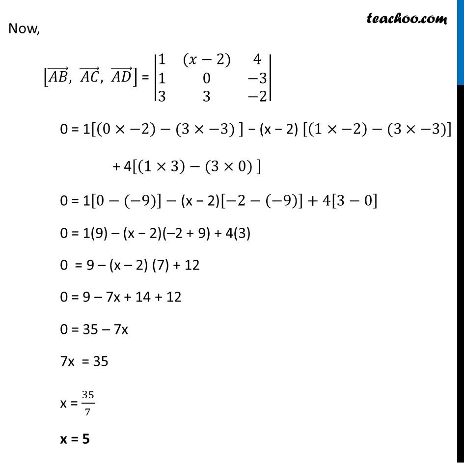 Ex 10.5, 6 (Supplementary NCERT) - Chapter 10 Class 12 Vector Algebra - Part 2