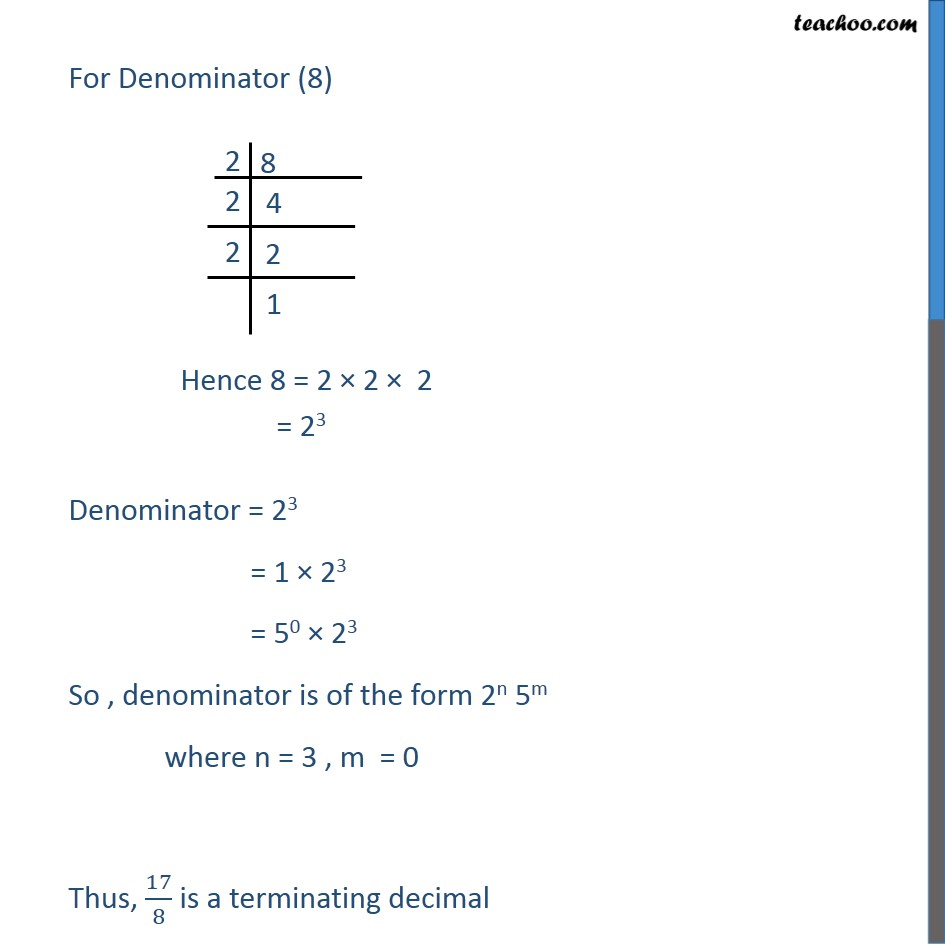 Ex 1.4, 1 - Chapter 1 Class 10 Real Numbers - Part 4