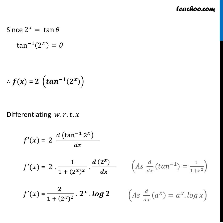 Example 45 - Chapter 5 Class 12 Continuity and Differentiability - Part 8