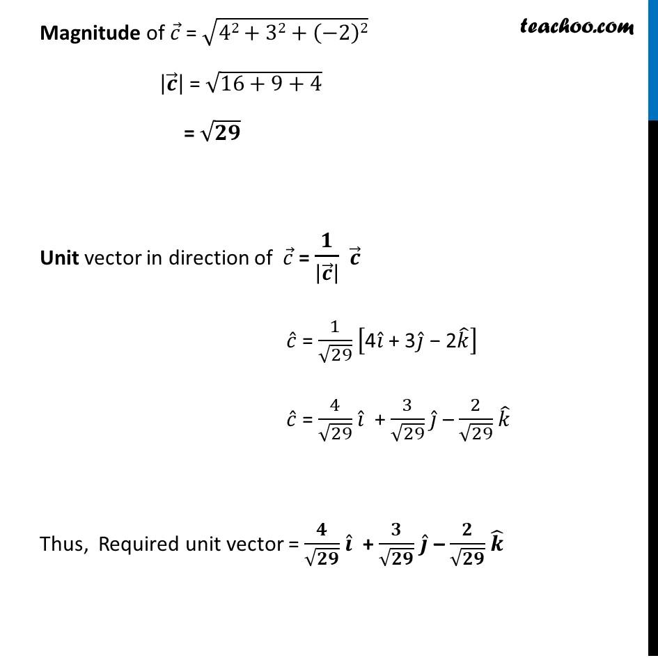 Example 8 - Chapter 10 Class 12 Vector Algebra - Part 2