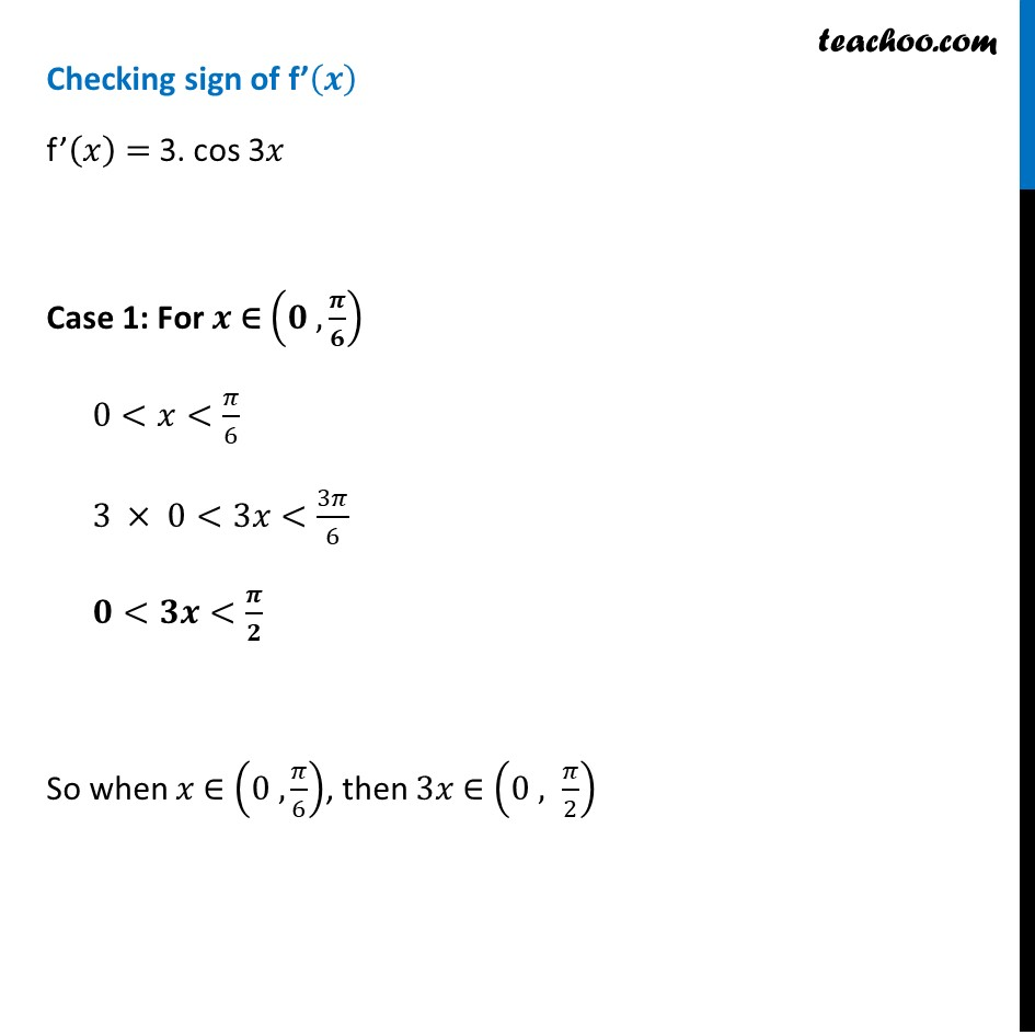 Example 12 - Chapter 6 Class 12 Application of Derivatives - Part 4