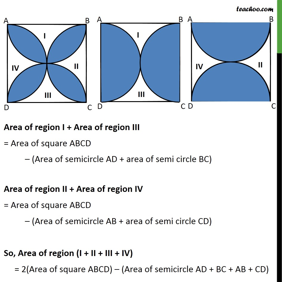 Example 6 - Chapter 12 Class 10 Areas related to Circles - Part 3