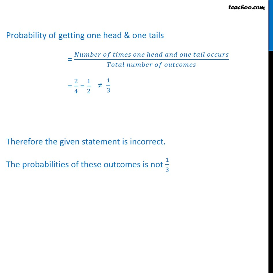 Ex 15.1, 25 - Chapter 15 Class 10 Probability - Part 2