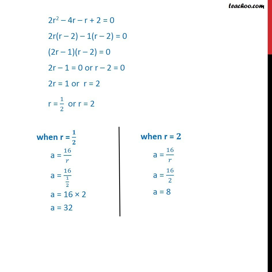 Misc 10 - Chapter 9 Class 11 Sequences and Series - Part 4