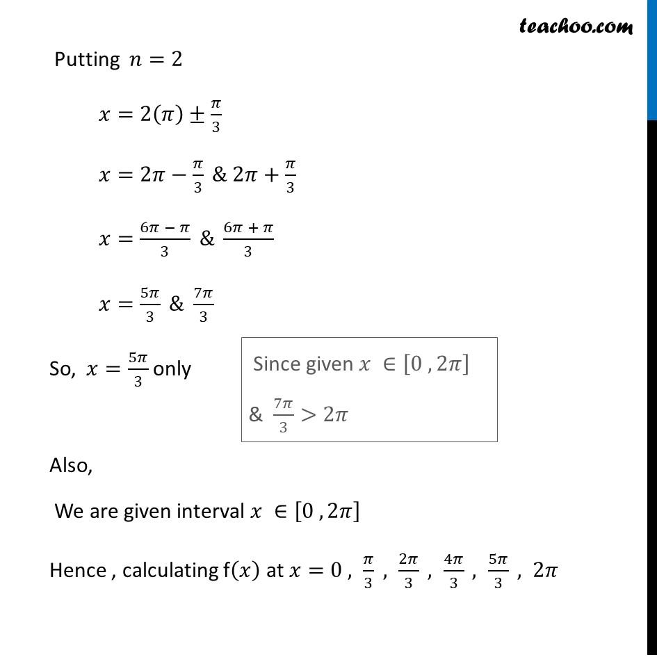 Ex 6.5,12 - Chapter 6 Class 12 Application of Derivatives - Part 4
