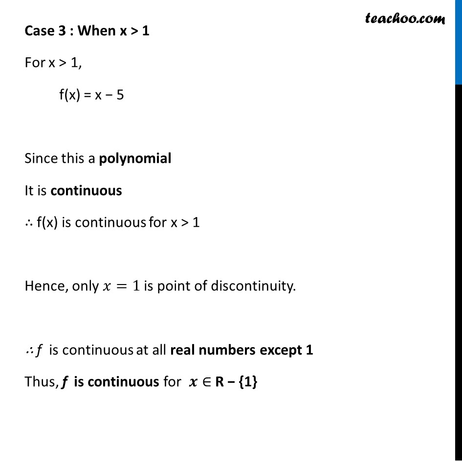 Ex 5.1, 13 - Chapter 5 Class 12 Continuity and Differentiability - Part 4