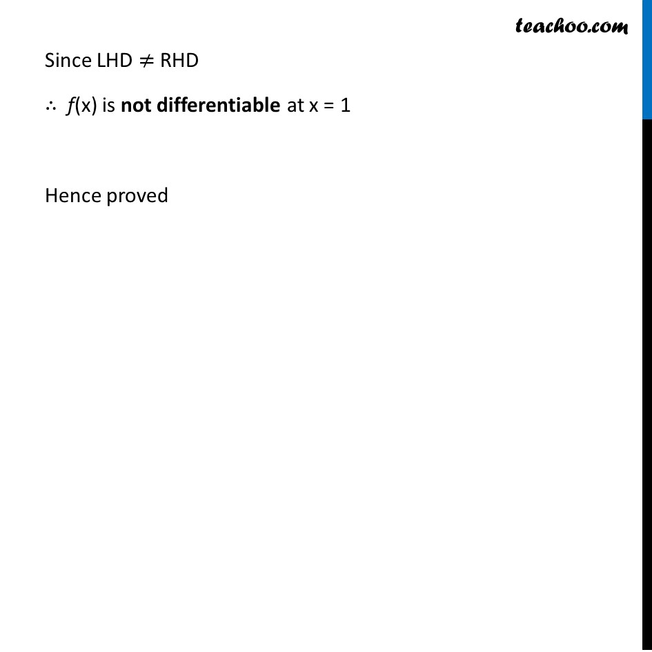 Ex 5.2, 9 - Chapter 5 Class 12 Continuity and Differentiability - Part 3