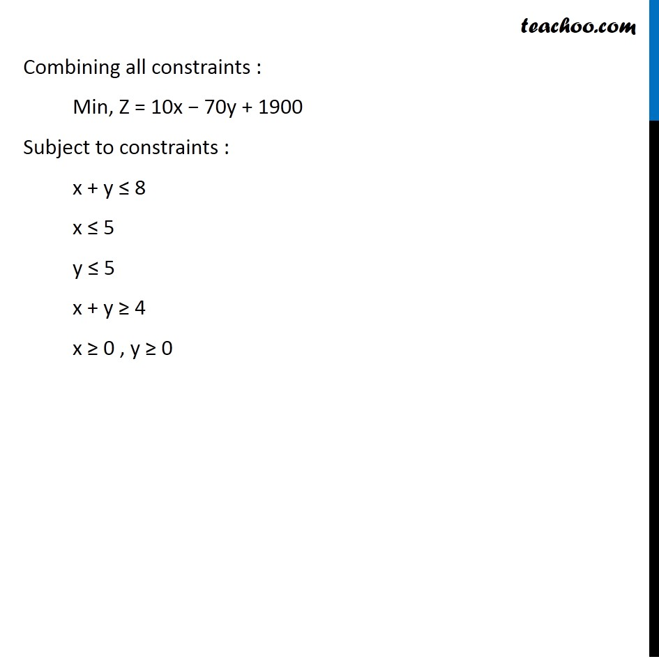 Example 11 - Chapter 12 Class 12 Linear Programming - Part 4