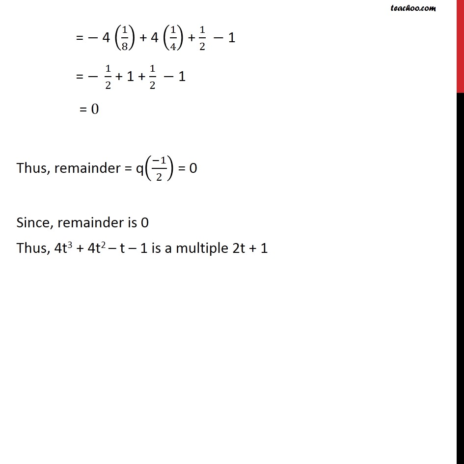 Example 10 - Chapter 2 Class 9 Polynomials - Part 2
