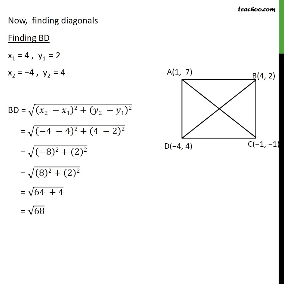 Example 2 - Chapter 7 Class 10 Coordinate Geometry - Part 7