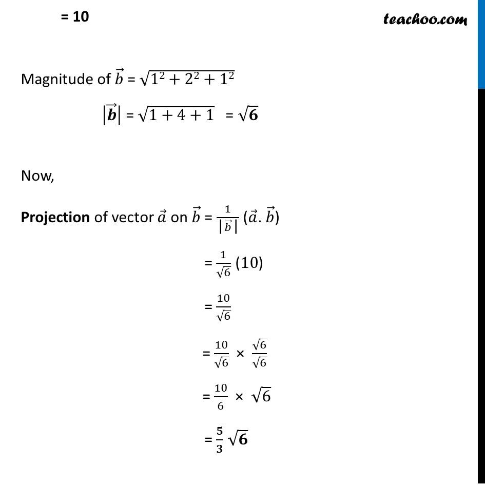 Example 16 - Chapter 10 Class 12 Vector Algebra - Part 2